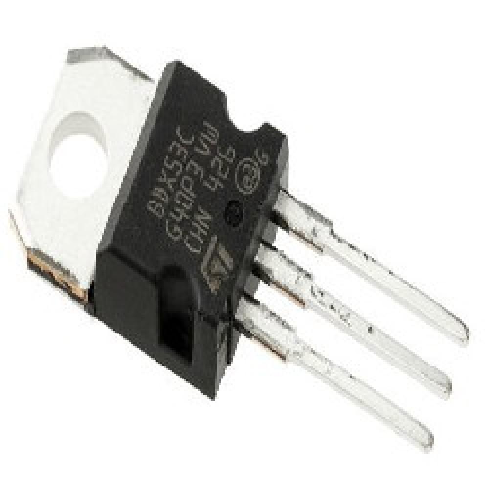 TRANSISTOR NPN BDX53C DARLINGTON 100V/8A/60W COMPLEMENTARIO BDX54C