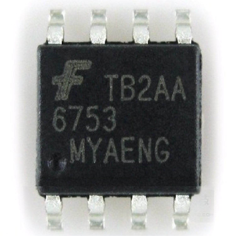 FAN6753 SMD CONTROL PWM CIRCUITO INTEGRADO