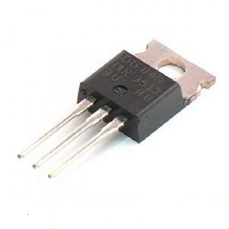 IRF840 TRANSISTOR FET N-CHANNEL (500V/8A/0.85R)
