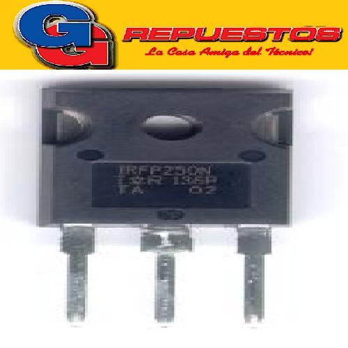 TRANSISTOR IRFP250 FET PowerMesh 200V/33A/0.073R