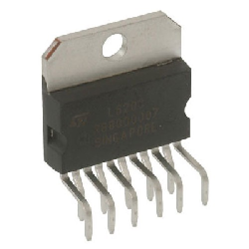 CIRCUITO INTEGRADO L6203 CONTROL FULL BRIDGE DMOS