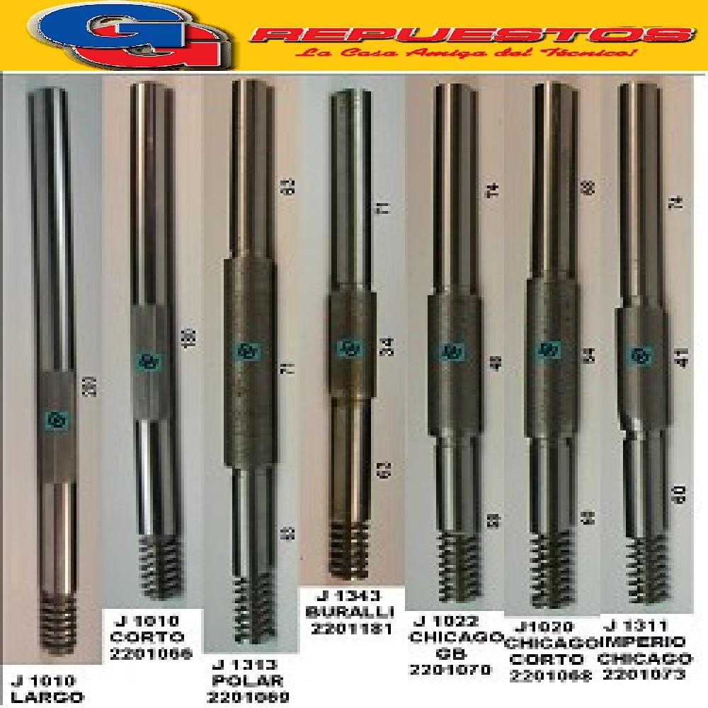 EJE VENTILADOR J1012 61x91x64 ROSARIO GESA