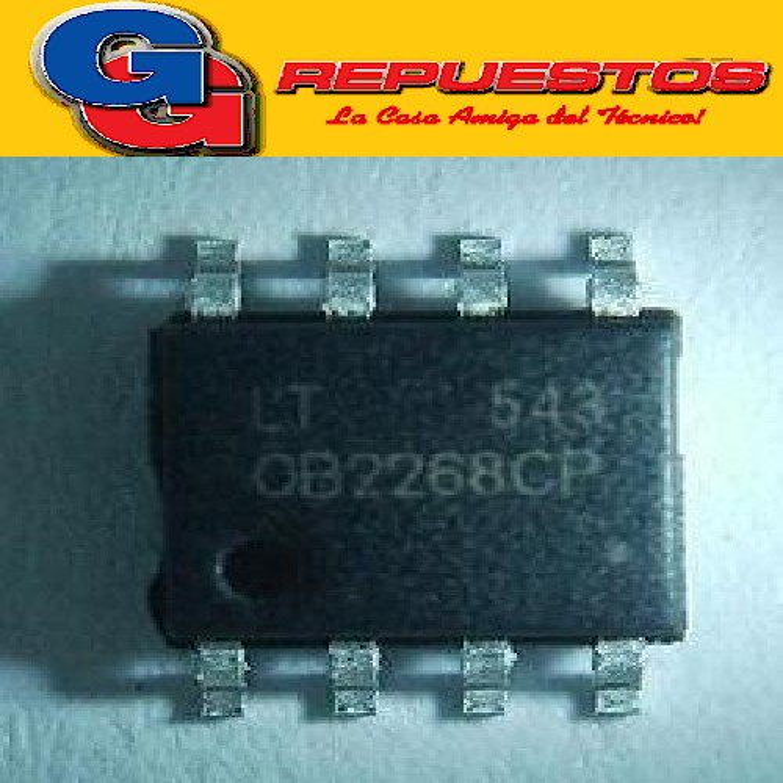 CIRCUITO INTEGRADO OB2268CP PWM SMD