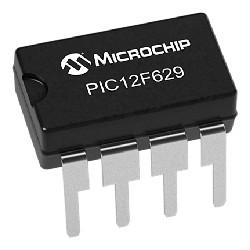 CIRCUITO INTEGRADO PIC12F629 MICROCONTROLADOR DE ALTO RENDIMIENTO