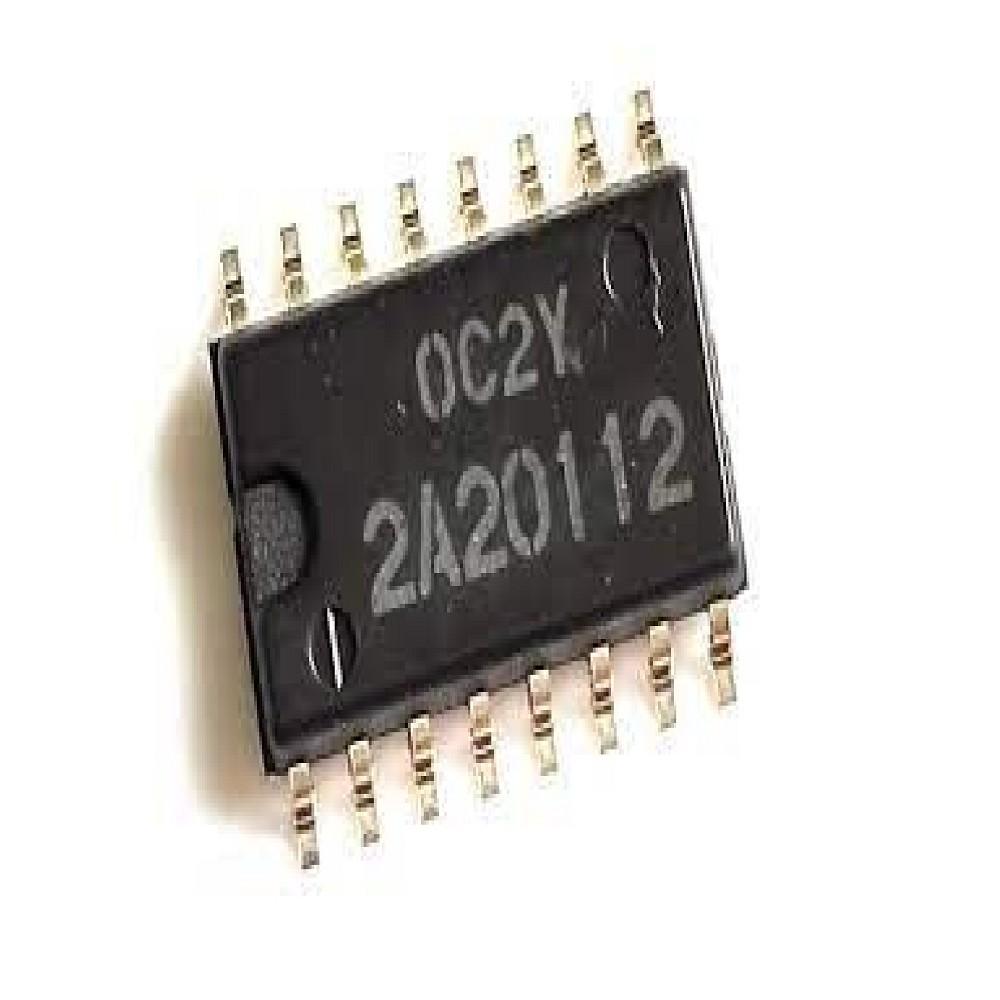 CIRCUITO INTEGRADO R2A20112SP Modo de conducción crítico PFC entrelazado