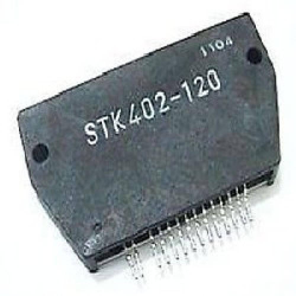 STK402-120SYO CIRCUITOS INTEGRADO AMPLIFICADOR DE AUDIO 2X80W