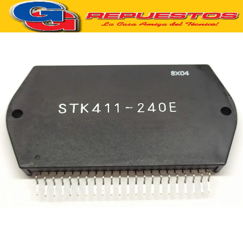 STK411-240 CIRCUITO INTEGRADO AMPLIFICADOR DE AUDIO 2X120W