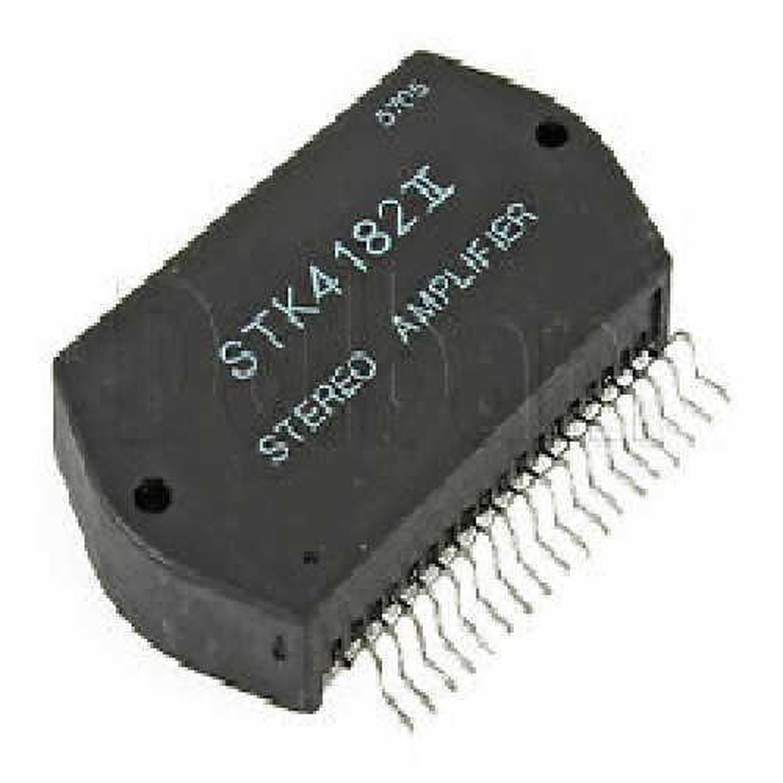 STK4182II-SYO CIRCUITO INTEGRADO AMPLIFICADOR DE AUDIO STEREO 2X45W