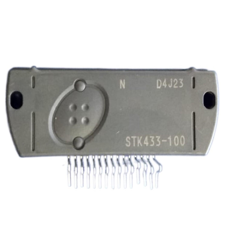 STK433-100 CIRCUITO INTEGRADO AMPLIFICADOR DE AUDIO 2X100W / 57V