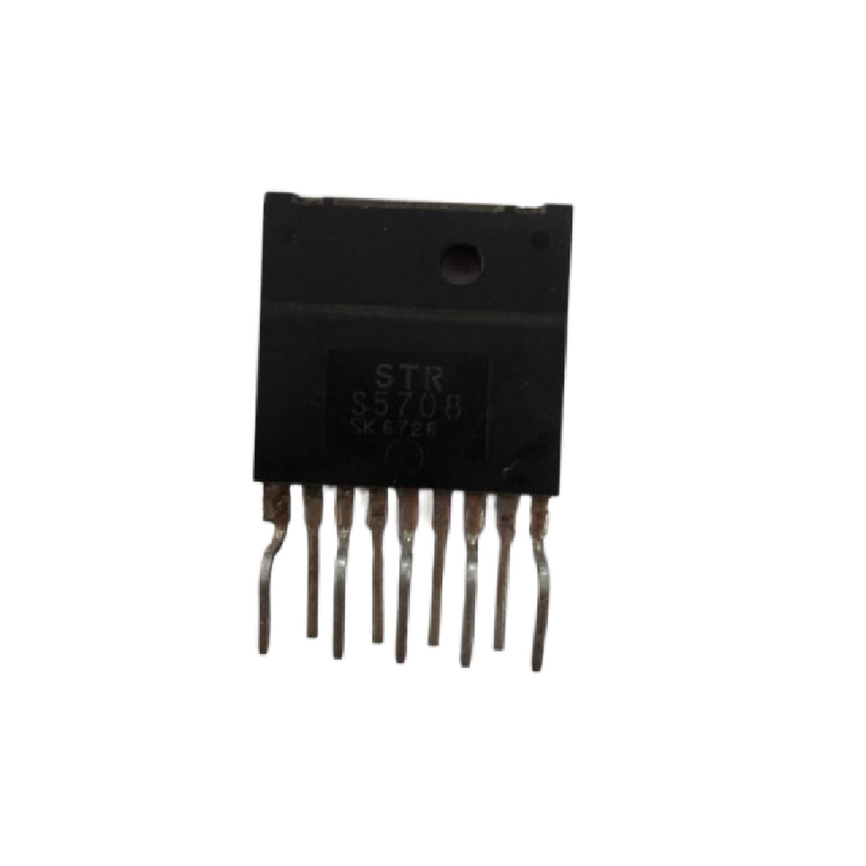 STRS5708 CIRCUITO INTEGRADO CONVERTIDOR OFF-LINE FKYBACK MODO QUASI-RESONANCIA 650V7.5A