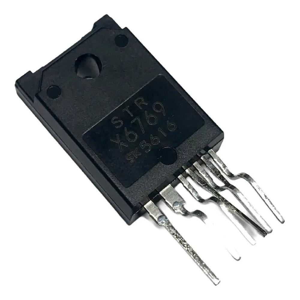 STRX6759 SK CIRCUITO INTEGRADO TIPO CUASI-RESONANTE 650 Vdss/0,62 O Rds