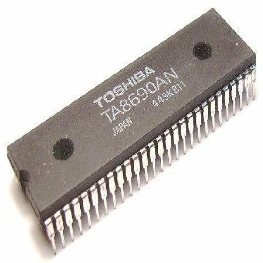 CIRCUITO INTEGRADO TA8690AN CTV, Interfaz en pantalla (PAL, NTSC)