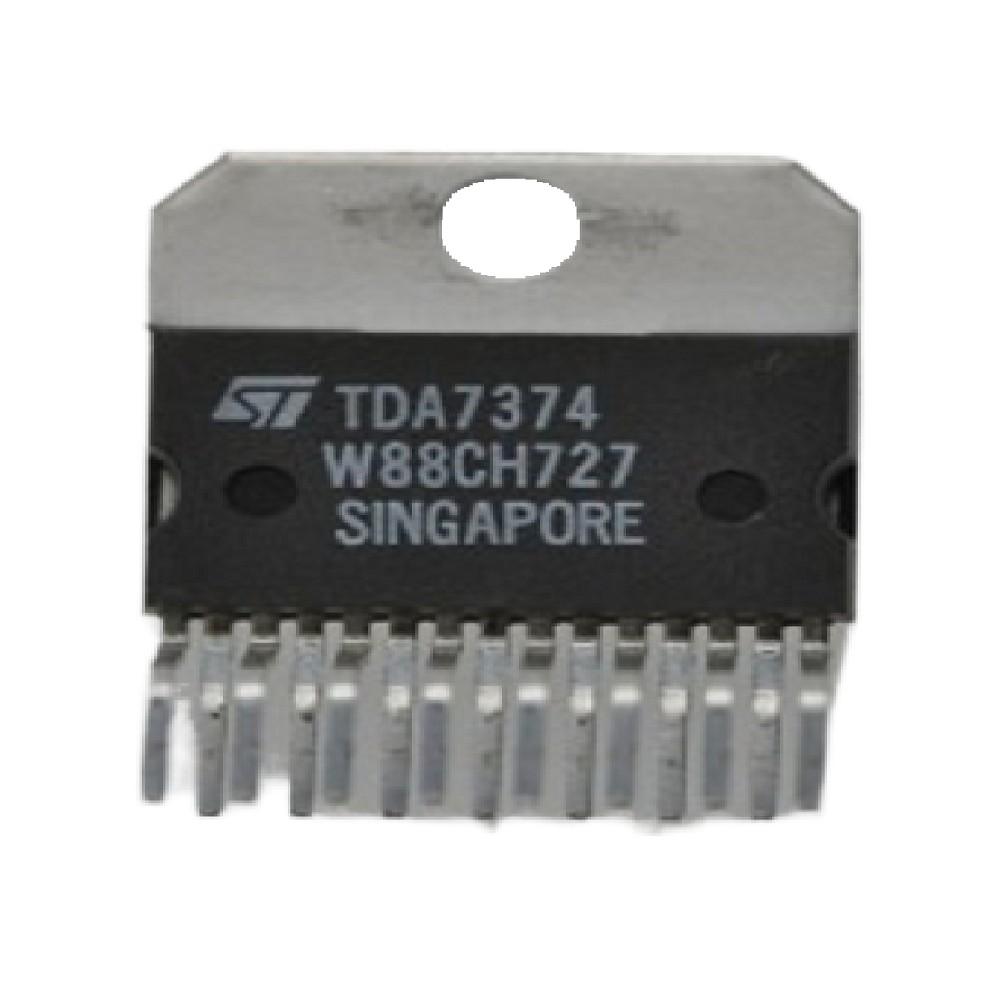 TDA7374 CIRCUITO INTEGRADO AMPLIFICADOR DE AUDIO 2X21W 28V 3.5A