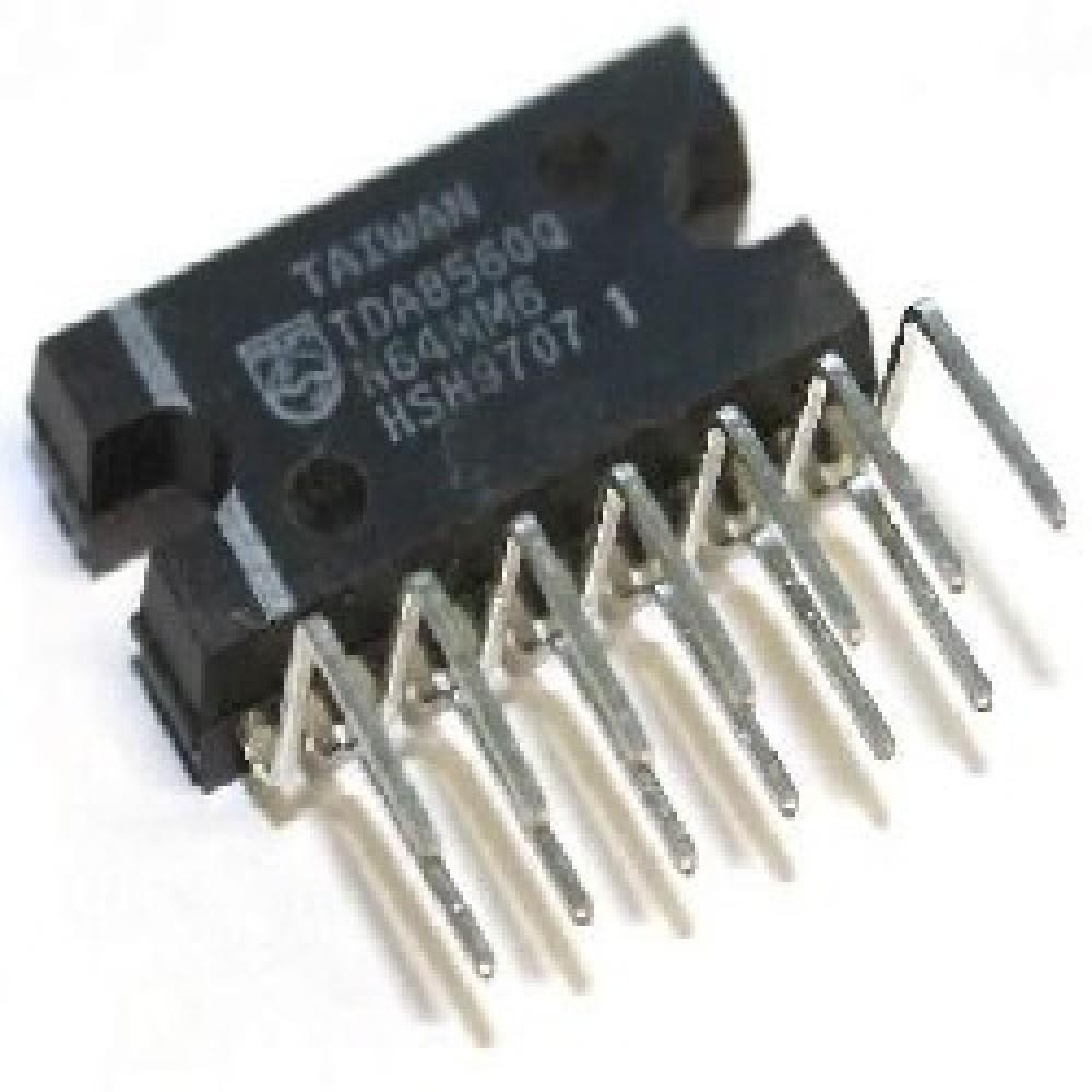 TDA8560Q CIRCUITO INTEGRADO AMPLIFICADOR DE AUDIO 2X40W/14V - 2R