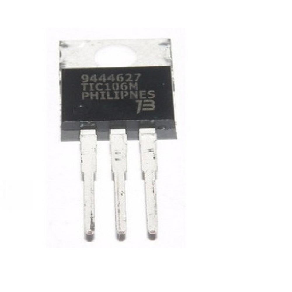 TIRISTORES TIC106M 600V/4A