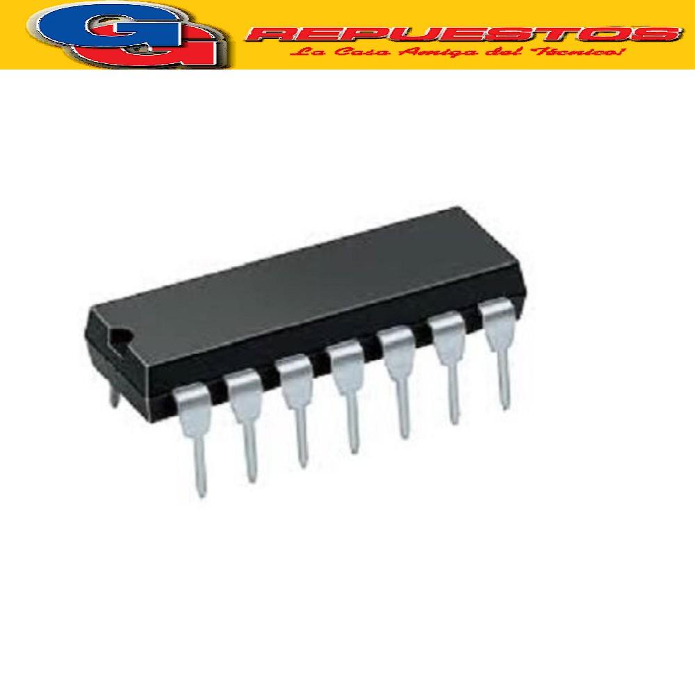 CIRCUITO INTEGRADO TL 084 º - DIP - / TL 084CN