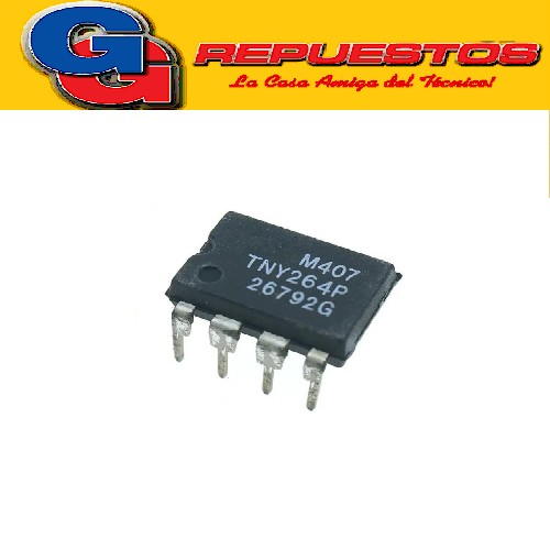 CIRCUITO INTEGRADO TNY264PN REGULADOR PWM