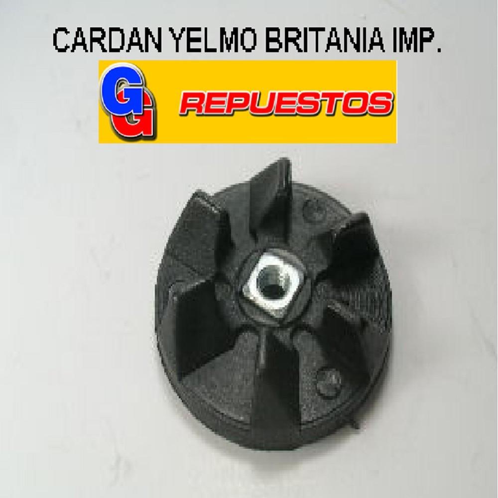 CARDAN LICUADORA YELMO BRITANIA A CUCHILLA