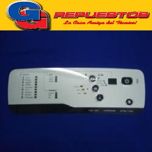 PANEL COMANDO CONCEPT 206 FUZZY LOGIC. ---701023448-