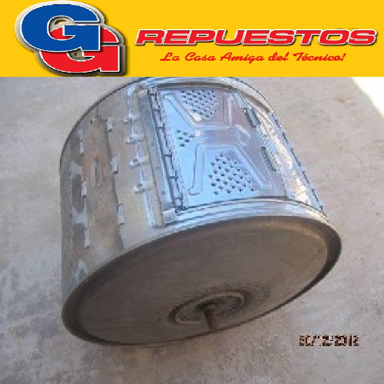 TAMBOR LAVARROPAS CANASTO AWG050/284/286  CARGA SUPERIOR-SEGUNDA  WHIRPOOL AWG 651 ESLABON DE LUJO