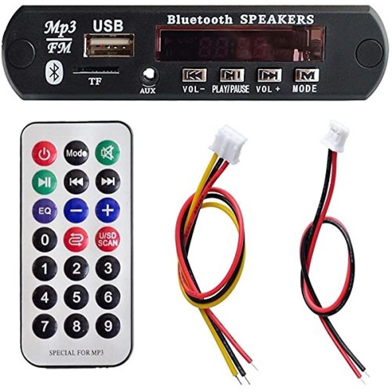 MODULO USB-MP3 BLUETOOTH JRM011
