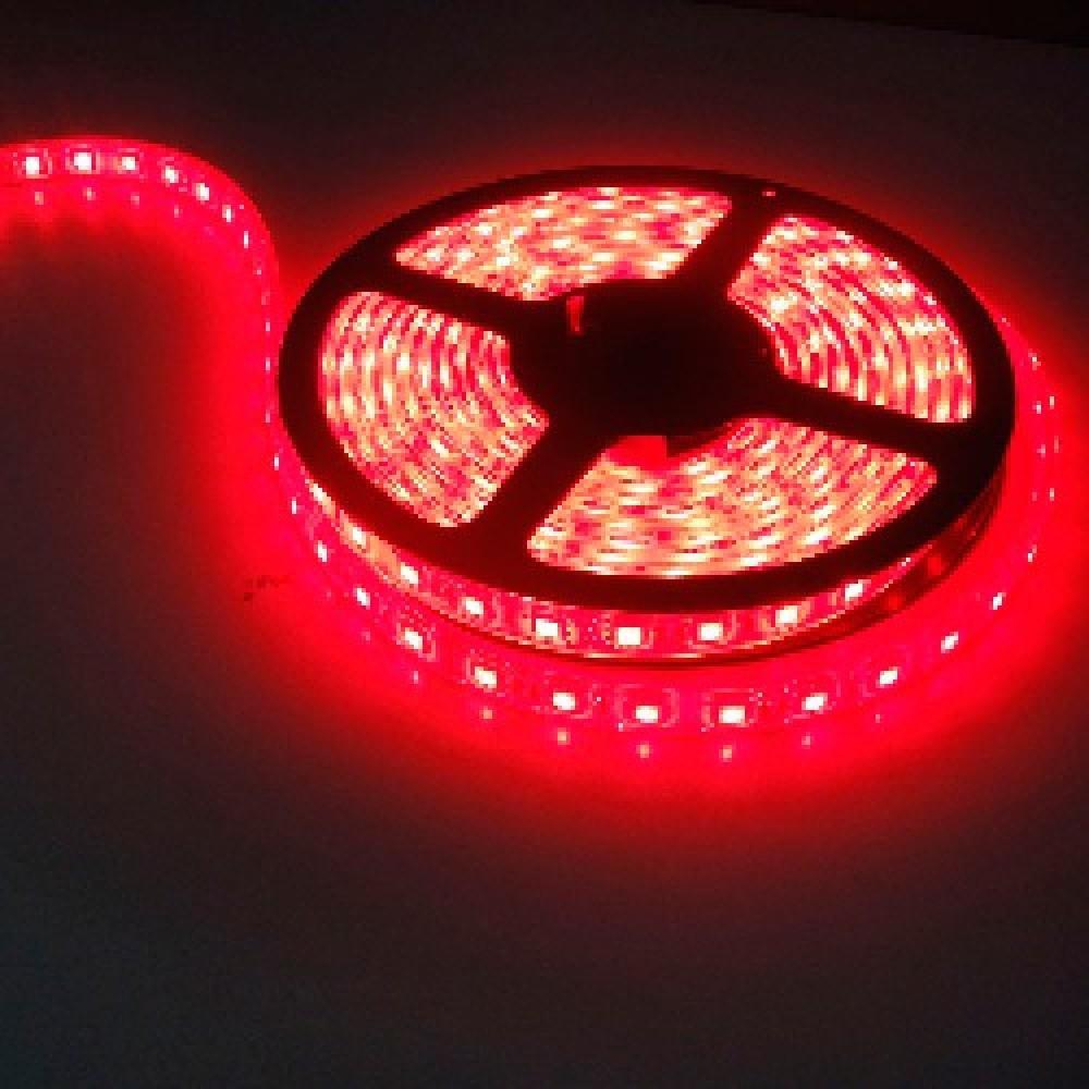 TIRA DE LED 3528 ROJO POR METRO (60 LED POR METRO)