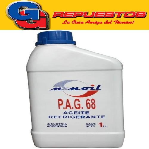 ACEITE REFRIGERACION MXM_OIL R134---PAG68 1LTS