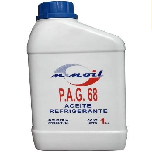ACEITE Bot.1L LUBRICANTE REFRIGERACION MXM_OIL R134---PAG68