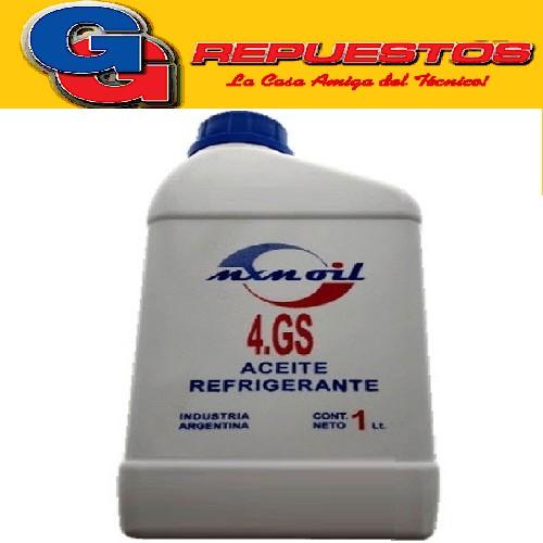 ACEITE REFRIGERANTE MXM OIL 4GS X 1 LT R12-R22