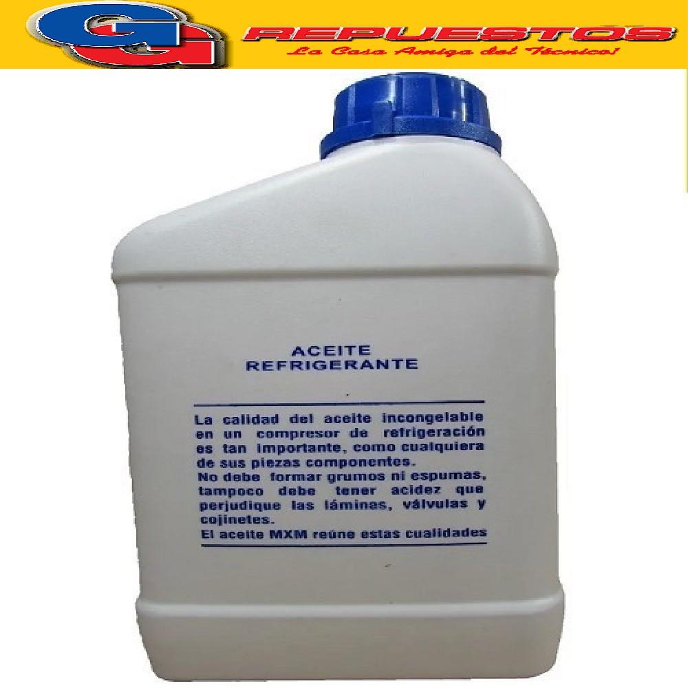 ACEITE REFRIGERACIONMXM OIL  R134 404 1 LT POE R410