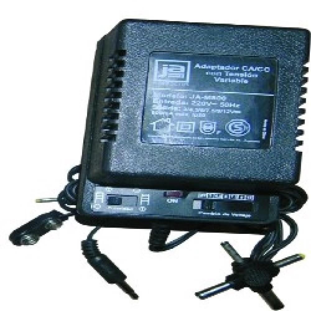 FUENTE TENSION VAR 800MA JA-M800 MULTIPLE