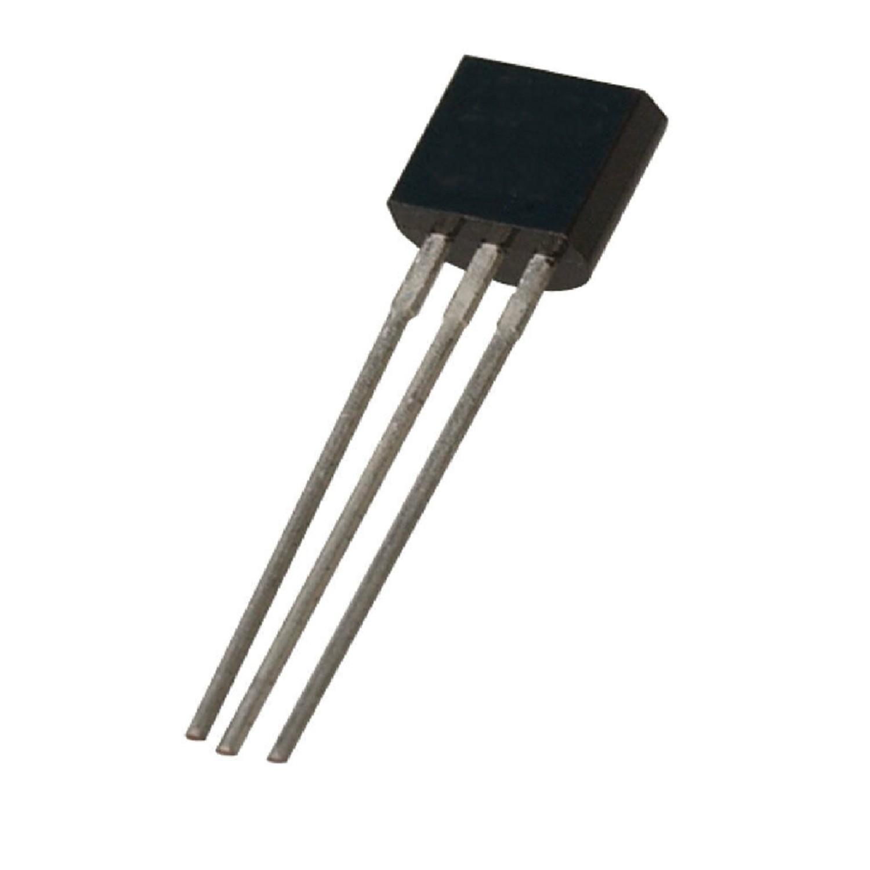 TRANSISTOR 2N3819 JFET VHF N-CHANNEL DEFLECTION 25V/0.1A/350mA