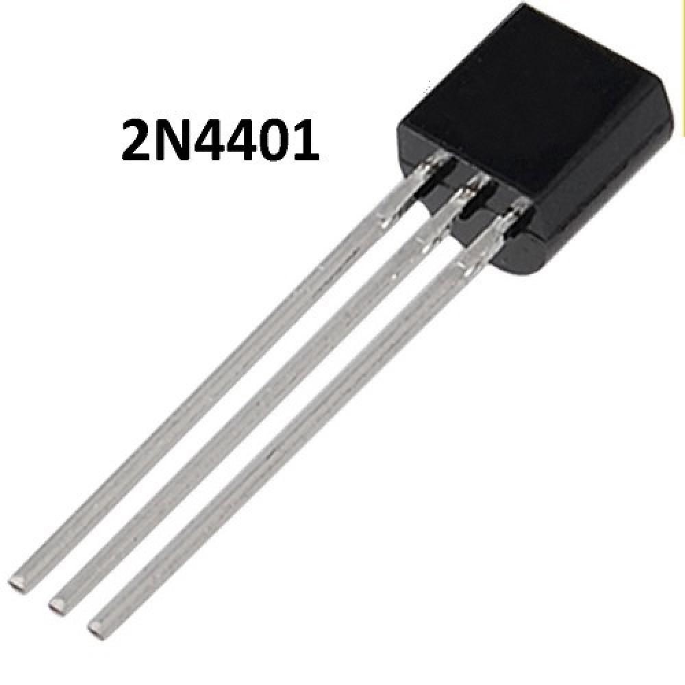2N4401 TRANSISTOR NPN 60V/600mA/625mW