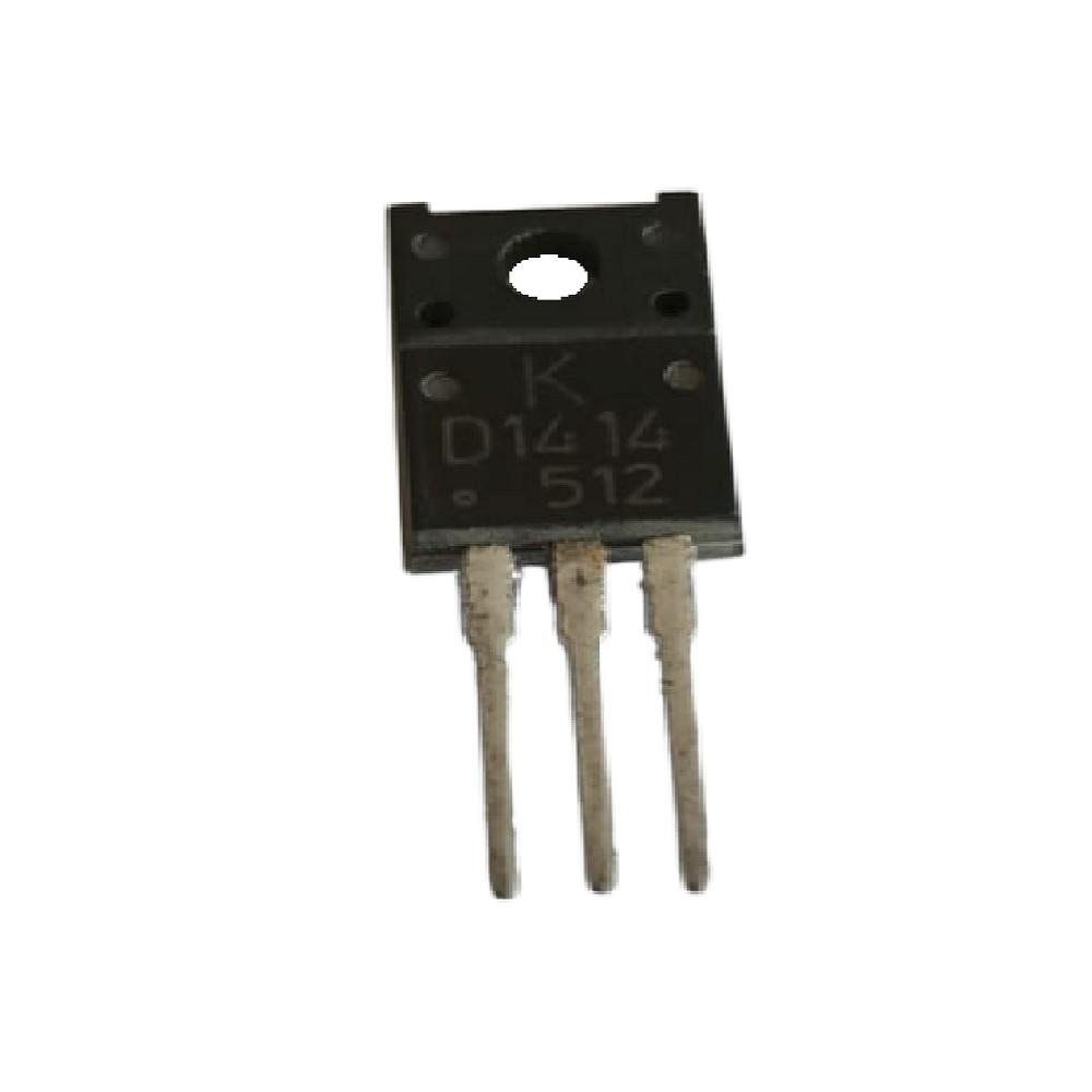 TRANSISTOR NPN 2SD2061 (80V/3A/30W)