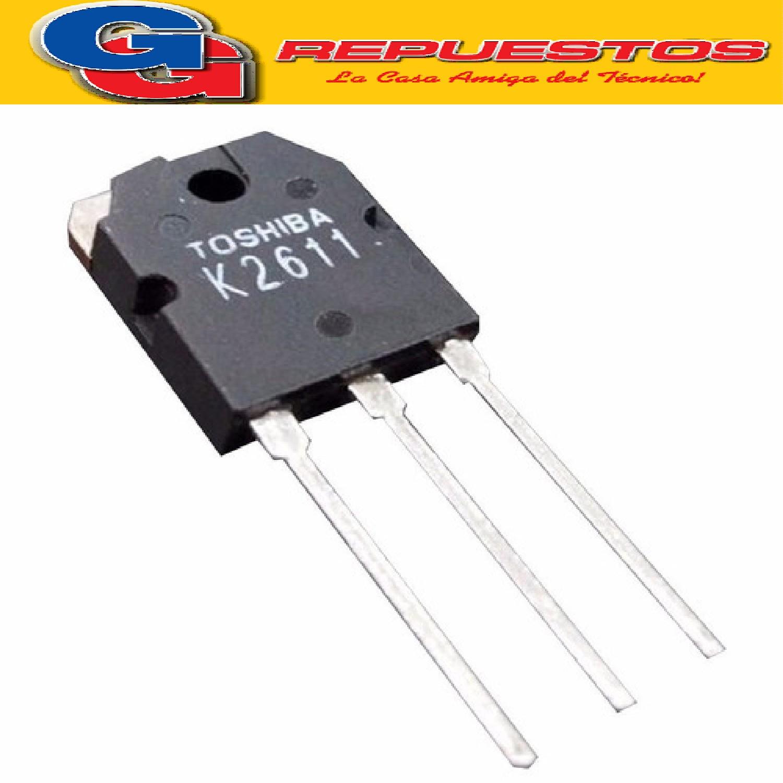 TRANSISTOR 2SK2611 FET N (900V/9A/150W)