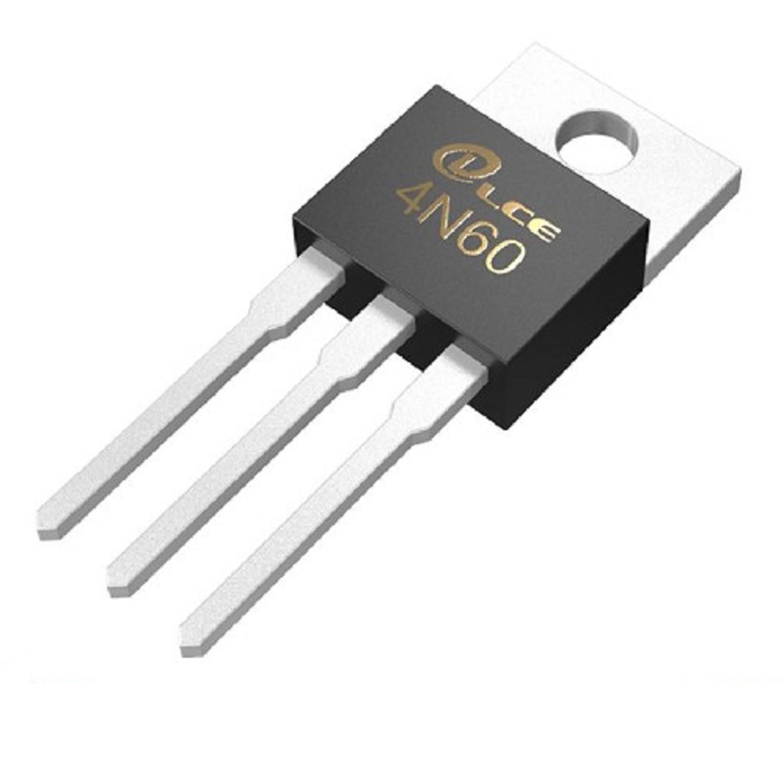 TRANSISTOR FET 4N60 (600V/4A/Rds=2.5R)