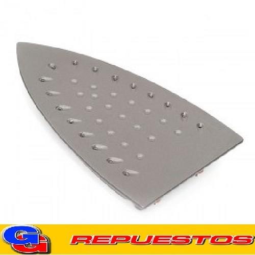 BASE DE TEFLON SEMI-ENSAMBLADA PLANCHA A VAPOR OSTER 5002/5003/5004 (TERMOSTATO, FUSIBLE  Y CONEXION)