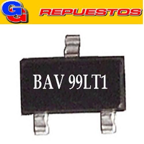 CIRCUITO INTEGRADO BAV99LT1 SMD DOBLE DIODO DE CONMUTACION