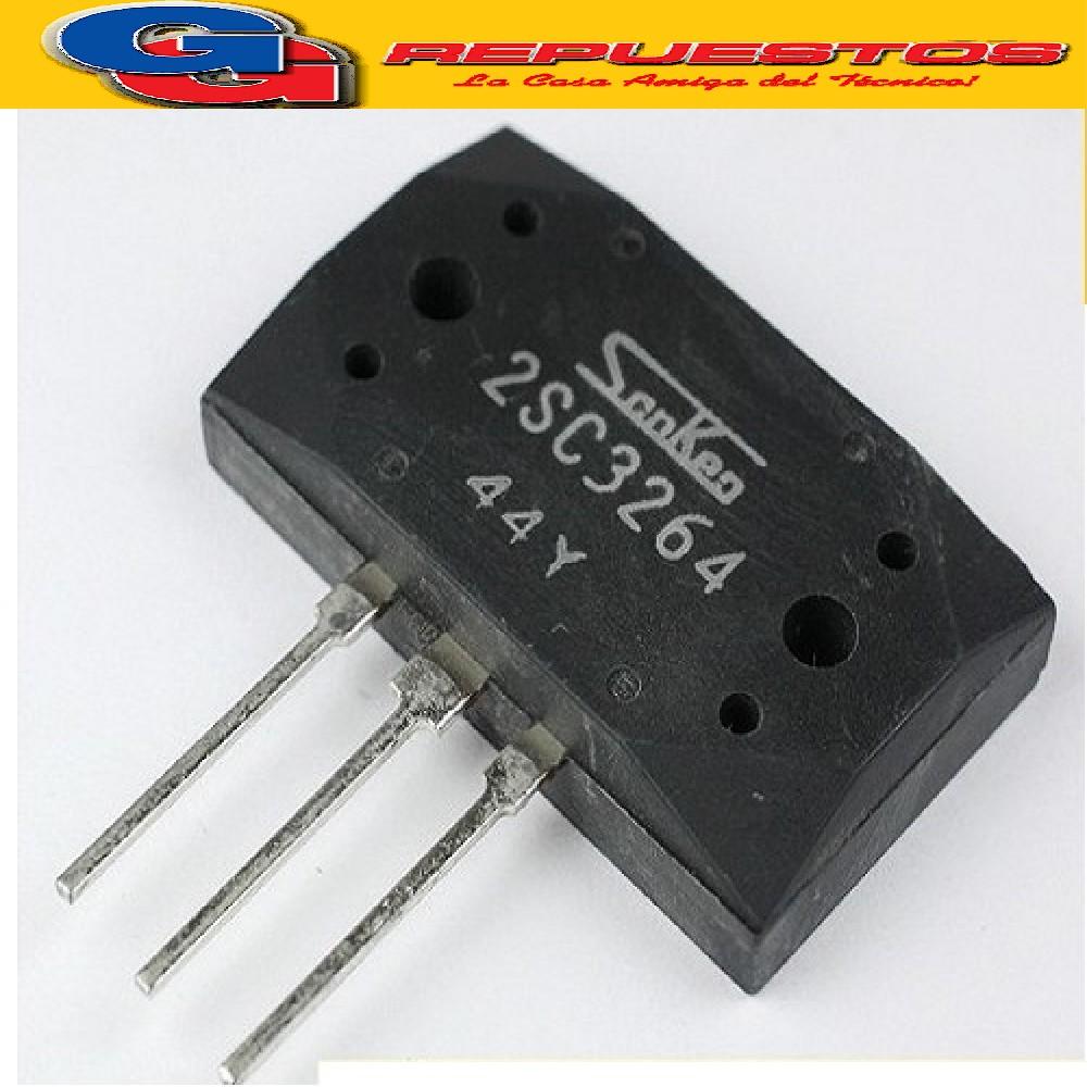2SC3264 TRANSISTOR NPN 200V / 17A / 200W