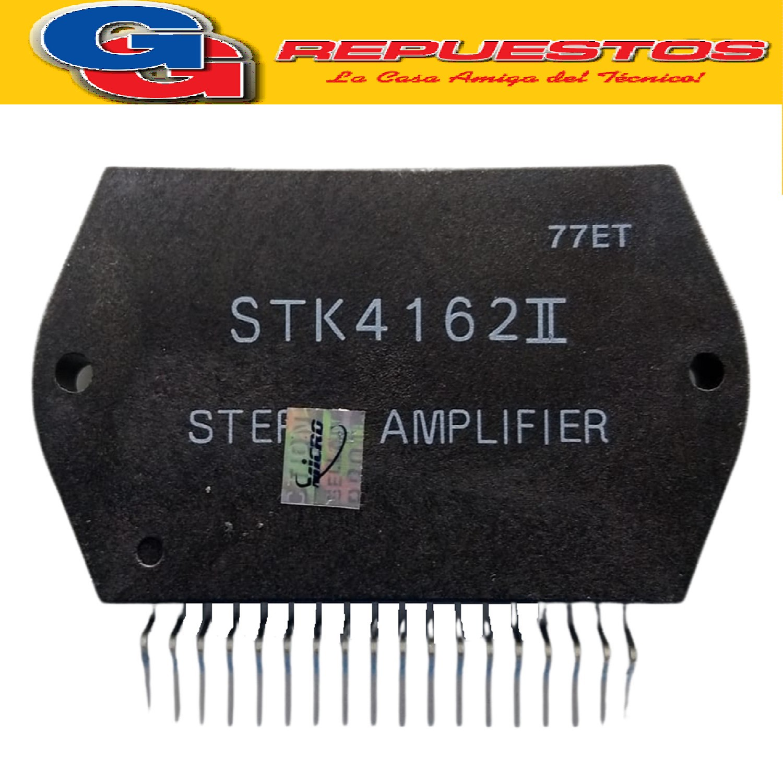 STK4162II CIRCUITOS INTEGRADO