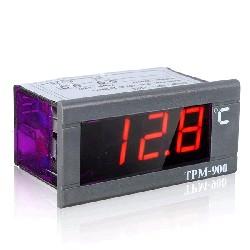 TERMOMETRO PARA PANEL DE INTRUMENTOS DIGITAL TMP-900+ (sensor 2m largo 500) 220V