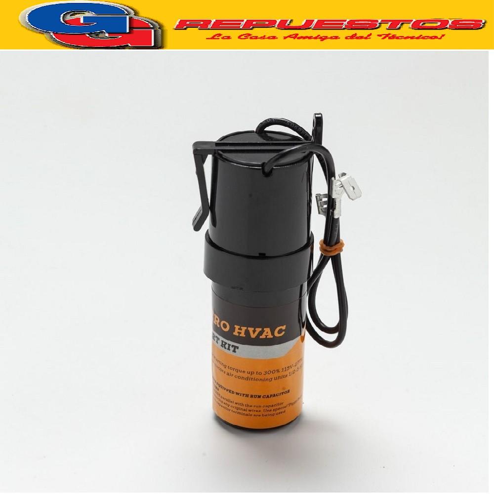 RELAY SPP5/Capacitor con Kit de inicio duro con un aumento del 300%  ARRANCA MOTORES ,LEVANTA MUERTOS 1/2hp a 5 hp
