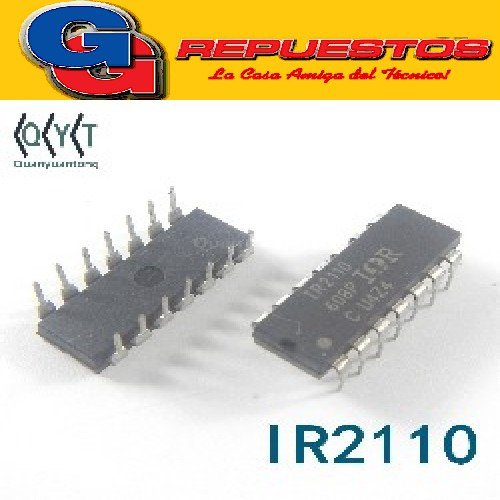 REGULADORES DE TENSION IR2110