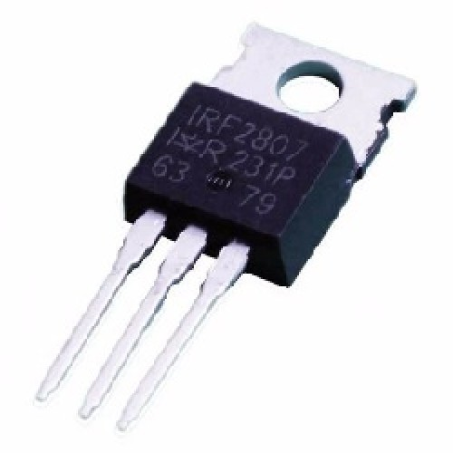 TRANSISTOR IRF2807  Power MOSFET N CHANEL (Vdss=75V, Id=82A?)