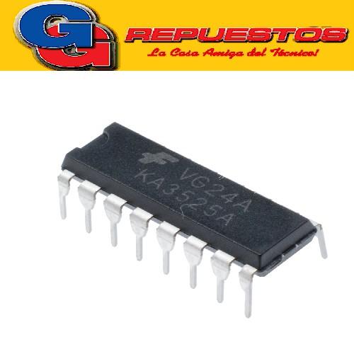 CIRCUITO INTEGRADO SG3525A  SMPS PWM CONTROLLER IC kA3525A SG3525A DIP-16