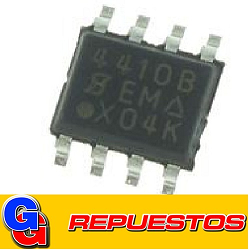 TRANSISTOR FET SI 4410BDY N-Channel 30-V (D-S) MOSFET SMD