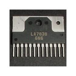 CIRCUITOS INTEGRADOS LA7838 Vertical Deflection Circuit with TV / CRT Display Drive