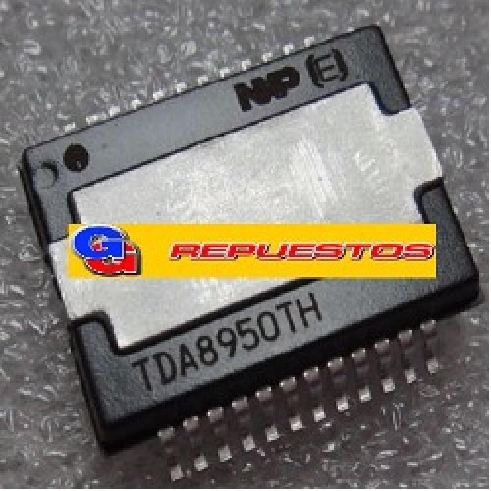 CIRCUITOS INTEGRADOS TDA8950TH SMD 2 X 150 W