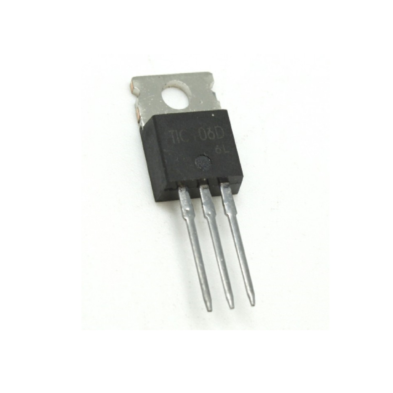 TIRISTORES TIC106D SILICON CONTROLLED RECTIFIERS