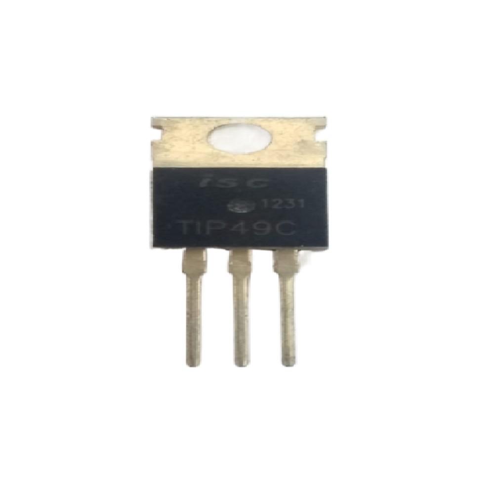 TRANSISTOR TIP 49C POWER TRANSISTORS(1.0A,250-400V,40W)